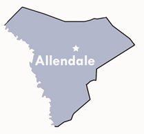 Allendale County