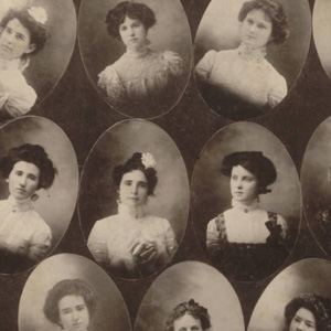 Due West Female College Photograph Collection
