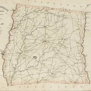 Mills Atlas of the State of South Carolina