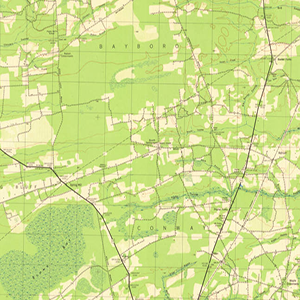Topographical Maps of South Carolina, 1888-1975 « South ...
