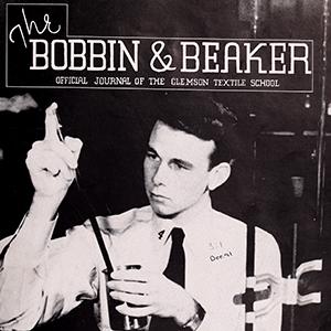 Bobbin and Beaker cover