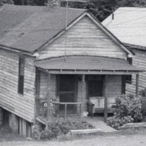 old shotgun style house