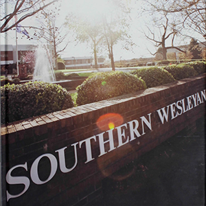Southern Wesleyan Yearbook image