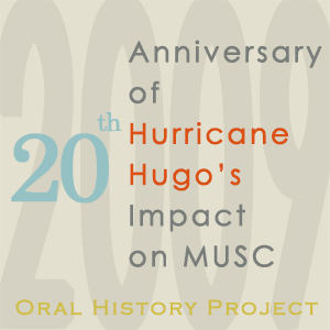Hurricane Hugo Oral History Project, 2009
