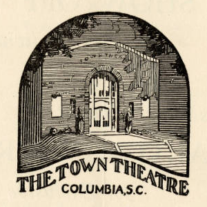 Town Theater logo
