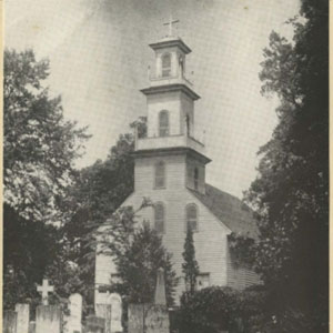 Chesterfield County Library: Old St. David's Church