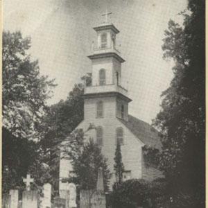 Ext. St. David's Church