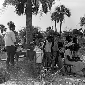 SC Parks BW Negatives Cover