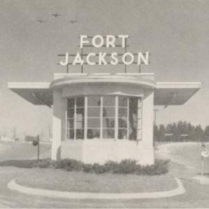 Fort Jackson Gate