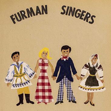 Furman Singers Scrapbooks