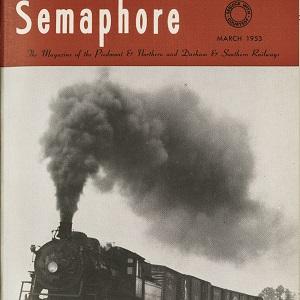 Semaphore magazine cover
