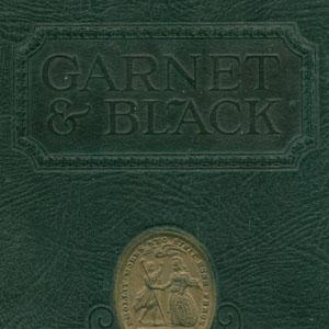 Garnet and Black Yearbooks, 1899-1994