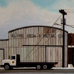 Kline Iron & Steel Company History and Recollections