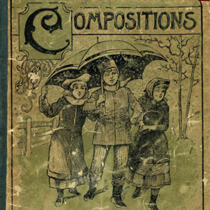 Berkeley County (S.C.) Memories - Mary Palmer's Composition Book