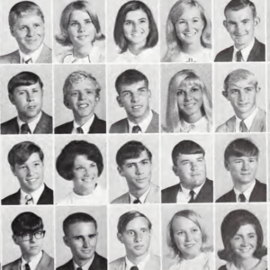 Yearbooks of South Carolina