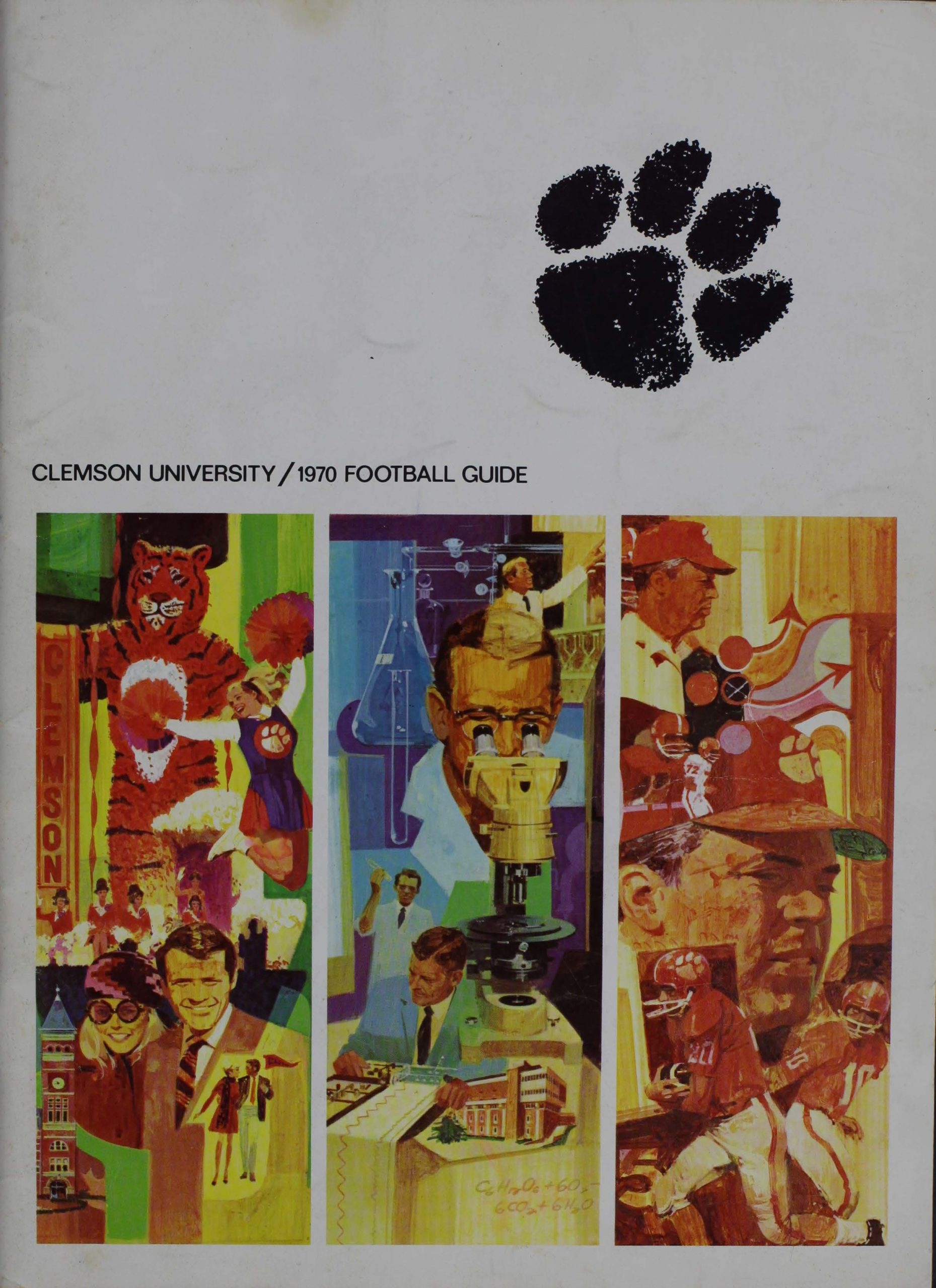 Clemson Football Media Guides