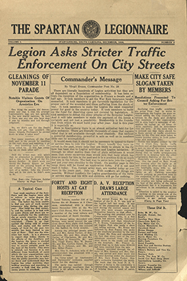 Spartan Legionnaire cover