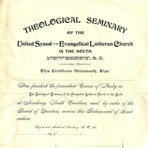 Thumbnail image of diploma